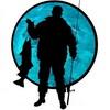 аватар рыболов рисунок