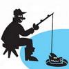 аватар зимний рыбак