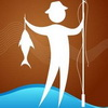 аватар абстрактный рыболов