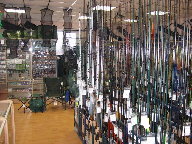 d55524d0c67b Новый рыболовный магазин в Жлобине - Новости рыболовного мира - Статьи о  рыбалке - Сайт о рыбалке